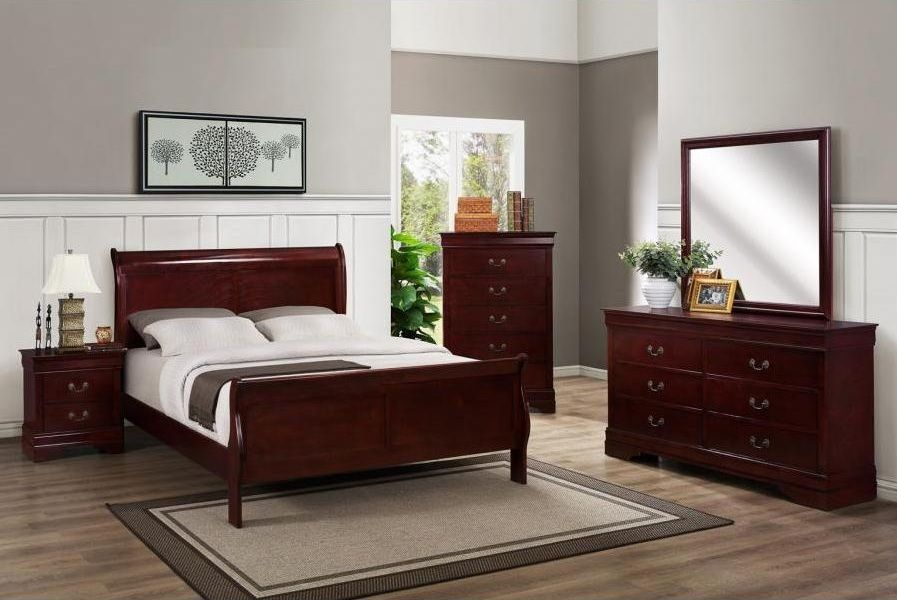 The Magnificence of Cherry Bedroom Furniture