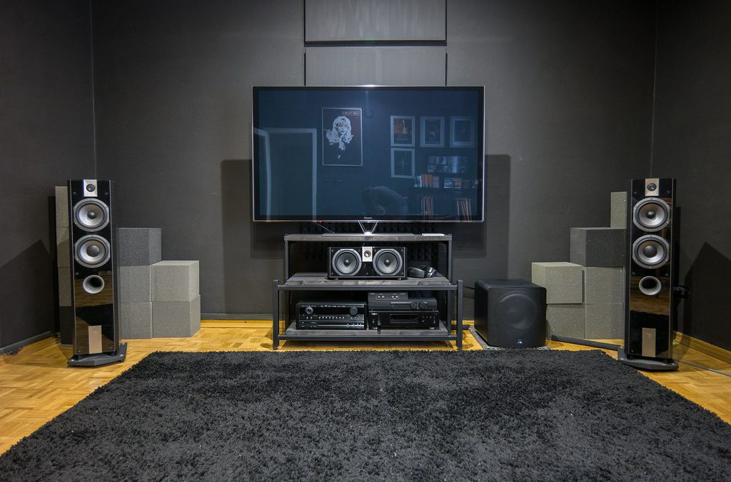 3 Great Benefits of a Home Theatre System
