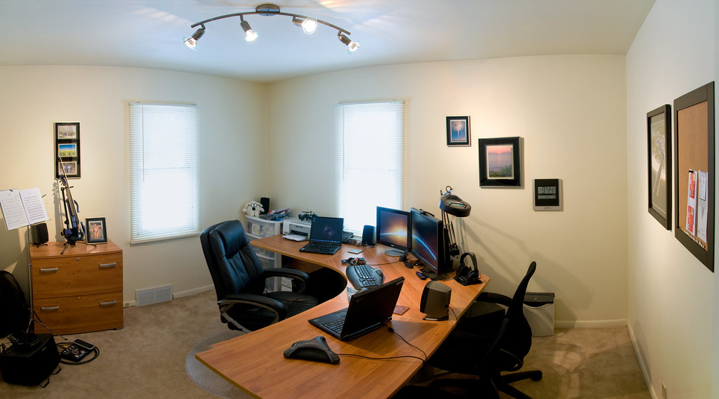 Crating The Perfect Office At Home